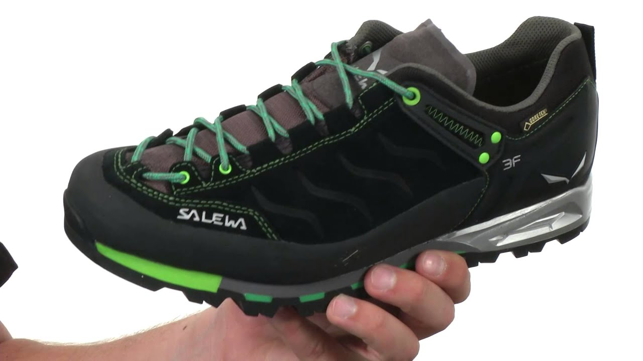salewa mountain trainer gtx sku 8497395 youtube. Black Bedroom Furniture Sets. Home Design Ideas