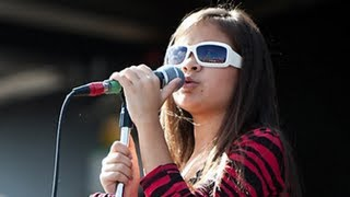 The Animals - House of the Rising Sun Cover by 9 Year Old Rock Singer Sara & Motion Device