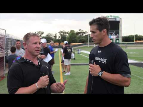 Brady Quinn Interview w/ Friday Night Glory