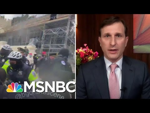 Goldman: Democrats Made 'Devastating Legal Argument That Can Not Be Refuted' | MSNBC