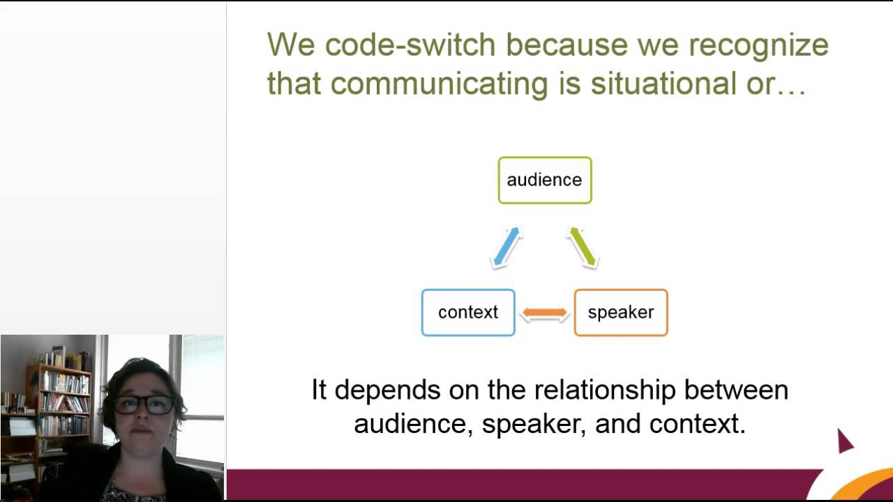 use of style shifting and codeswitching in Essay on use of style shifting and codeswitching in the english language - use of style shifting and codeswitching in the english language style.