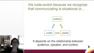 Introduction to Code-Switching