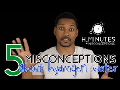 Top 5 Hydrogen Water Misconceptions - Ep. 21