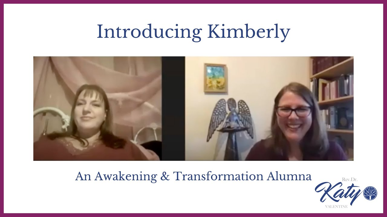 Testimonial of Kimberly: From Overwhelmed to Excited!!