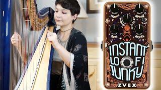 Instant Lo Fi Junky on Harp | ZVEX
