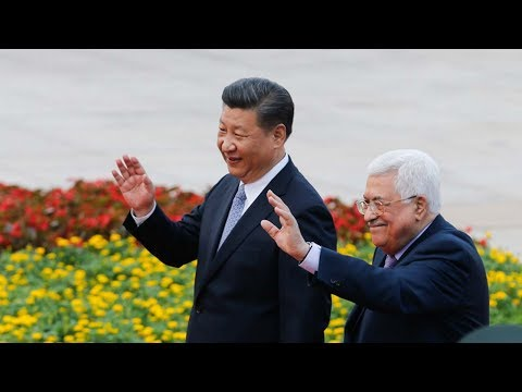 President Xi: China supports two-state solution on Palestinian issue