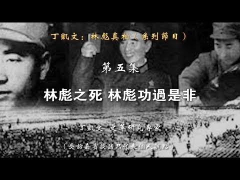 丁凯文:林彪真相(系列节目)第五集 林彪之死 林彪功过是非