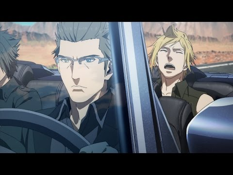 BROTHERHOOD FINAL FANTASY XV - Episode 4: