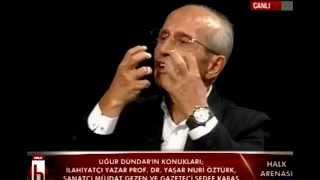 Yaşar Nuri Öztürk Muaviye ve düzenini anlattı. Lanetlenen Soy