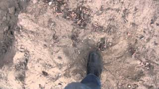 ginzzu R6 Dual Тест песок