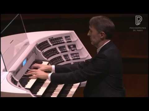 C. Saint-Saens - Danse Macabre (Olivier Latry, organ)