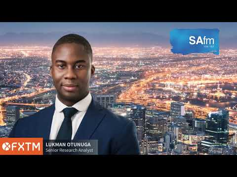 Gold rises above $1,500 as trade tensions intensify [SAfm interview with Lukman Otunuga | 08.08.19]
