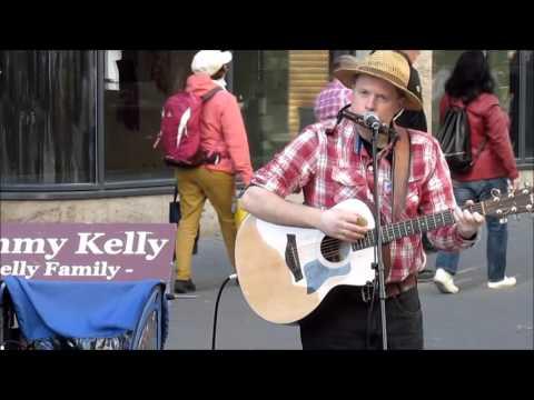 """""""Jimmy Kelly (Kelly Family) live in Leipzig""""- Ein Video von Wolfgang Schmökel"""