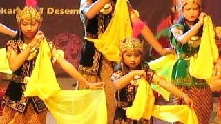 GOLEK ASMARADANA - Javanese Classical Dance - Tari Klasik Jawa - Balai Budaya Minomartani [HD]