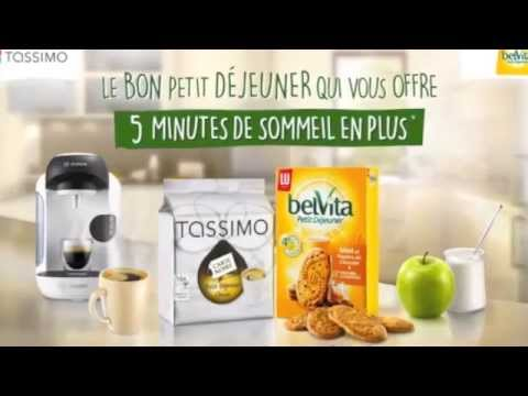 Vidéo Billboard Virgin Radio Tassimo Belvita - Mars 2015 - Voix Off: Marilyn HERAUD