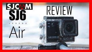 SJCAM SJ6 Legend Air Full Video Review