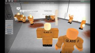 ROBLOX site 19 THEY LET US GO! #1