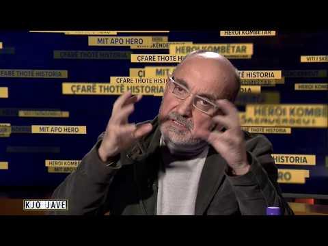 Lubonja i përgjigjet Pëllumb Xhufit: Skënderbeu nuk është i joti. Je injorant!!!