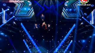 «Х-фактор-5» /Ирина Василенко - История /Гала-концерт(27.12.2014)