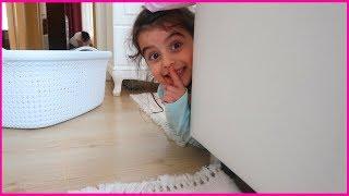 Kankam Yankı ile Saklambaç Oyunu Oynuyoruz l Çocuk Videosu l Rüya