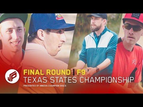 2017 Texas States | Final Round, Front 9 | Wysocki, McBeth, Sexton, Schusterick