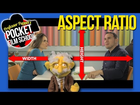 Aspect Ratio - Pocket Film School™ #4