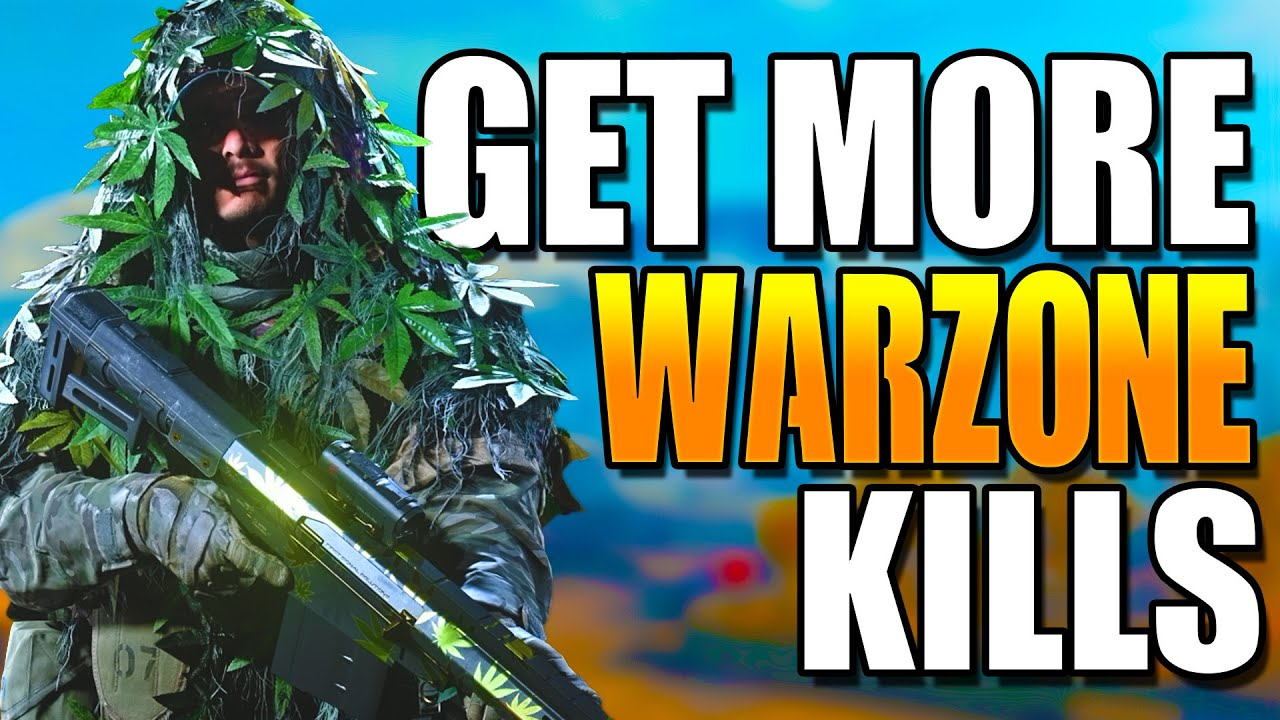 Get More Kills and Wins In WARZONE! Get BETTER at WARZONE! Warzone Tips! (Warzone Training)