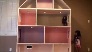 My Huge American Girl® Dollhouse