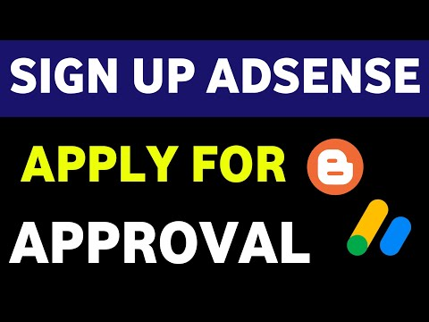 Link Blogger To Adsense | Sign Up Your Adsense For Blogger | Paste Adsense Code In Blogger On Mobile