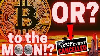 URGENT BITCOIN VIDEO!! also LTC and ETH Crypto BTC TA price prediction, analysis news trading charts