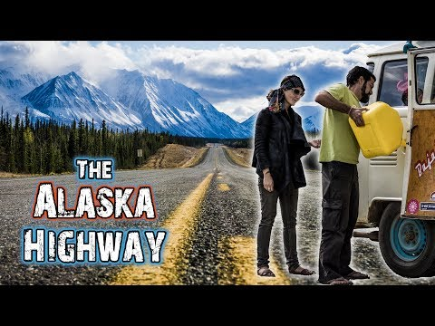 THE ALASKA HIGHWAY - Hasta Alaska - S04E013