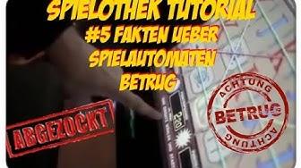 #5 Fakten über Spielautomaten Betrug 2016 VR Tutorial Spielothek Tricks 2016 WICHTIGE INFOS