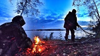 Рыбалка С Ночёвкой Я Отец Безмотылка и Камское Море