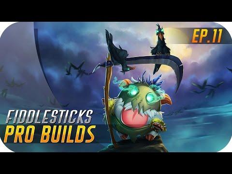PRO BUILDS   EP 11   FIDDLESTICKS   El Bolso llegó a lo más ALTO!
