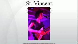 St. Vincent (musician)