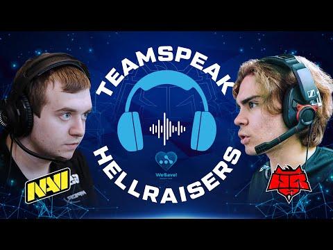ТИМСПИК HELLRAISERS vs NAVI | ФИНАЛ СНГ WeSave! Charity Play / HellRaisers, Dota 2, esports