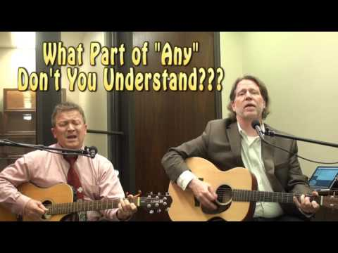 "What Part of ""Any"" Don't You Understand - Hutson & Harris"
