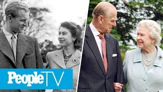 Queen elizabeth and prince philip have weathered tensions turmoil through 70 years of marriage.subscribe to peopletv ►► http://bit.ly/subscribepeopletvpe...