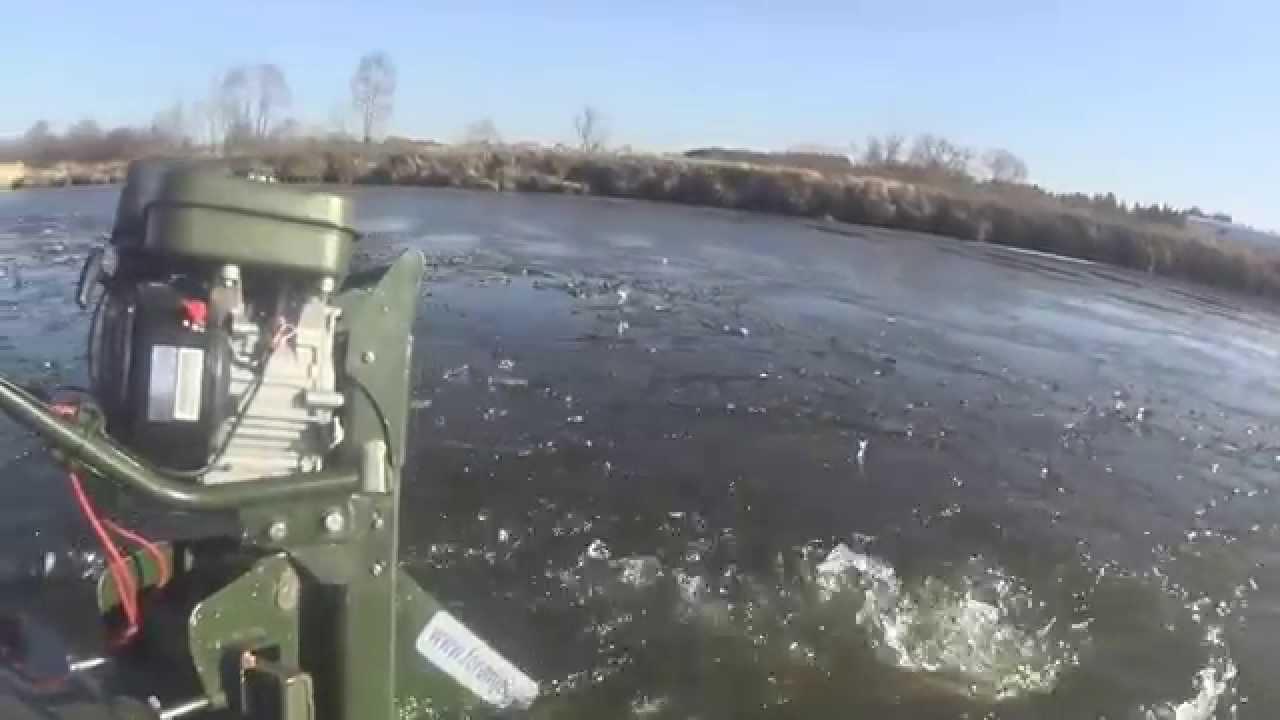 лодочный болотоход msc