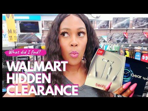 Walmart Hidden Electronics Clearance! Samsung, Beats By Dre & More!