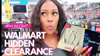 Walmart Hidden Electronics Clearance! Samsung, Beats By Dre & more!