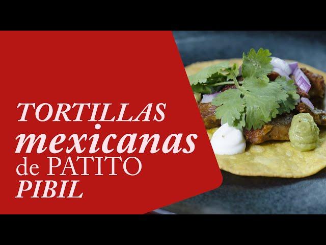Receta de Confit de Pato con Tortillas Mexicanas 🥩 Cocina Gourmet con Pato