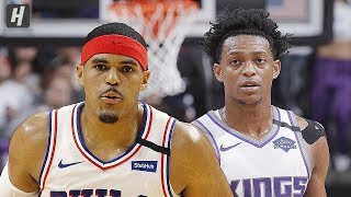 Gambar cover Philadelphia 76ers vs Sacramento Kings - Full Game Highlights | March 5, 2020 | 2019-20 NBA Season