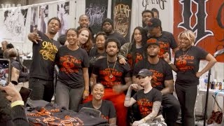 Black Ink Crew Chicago: Ryan Introduces New Members Of 9MAG Shop