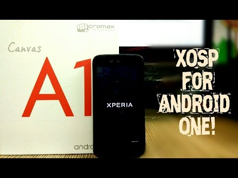 Install Xperia OS (XOSP) on Android One! ~ Best ROM ever!