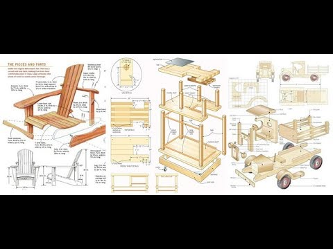 Woodworking Plans Review - Teds Woodworking Review - Diy Woodworking Plans And Projects-Build A Deck