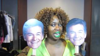 watch glozell challenges on the dr oz show this monday 9 9 13
