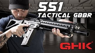 The Sequel to The Best Gun of 2018?  GHK 551 QPQ - RedWolf Airsoft RWTV