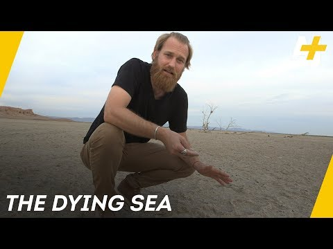 California's Accidental Sea Is Shrinking And Exposing Toxic Dust | AJ+ Docs