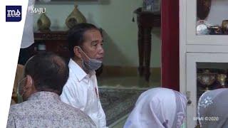 Ibundanya Meninggal, Presiden Jokowi Sebut Almarhumah Wafat karena Kanker.